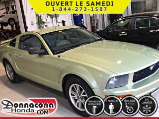 Used 2005 Ford Mustang ***SUPER BAS MILLAGE ET PRIX*** for sale in Donnacona, QC