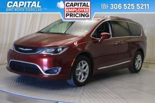 Used 2018 Chrysler Pacifica Touring-L Plus*LEATHER*DVD* for sale in Regina, SK