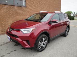 Used 2018 Toyota RAV4 LE/ LOW KM /1 OWNER /NO ACCEDANT /REAR CAMERA for sale in Oakville, ON