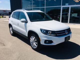 Used 2017 Volkswagen Tiguan Comfortline, Pano Roof, Heated Seats for sale in Ingersoll, ON