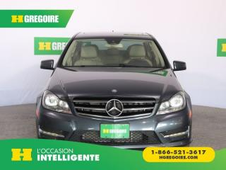 Used 2014 Mercedes-Benz C 300 C 300 AWD AWD CUIR for sale in St-Léonard, QC