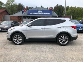 Used 2015 Hyundai Santa Fe Sport SE for sale in Flesherton, ON