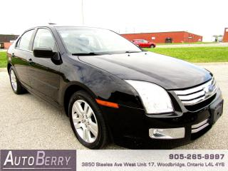 Used 2007 Ford Fusion SEL - 3.0L - FWD for sale in Woodbridge, ON