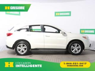 Used 2015 Acura RDX AWD A/C CUIR TOIT for sale in St-Léonard, QC