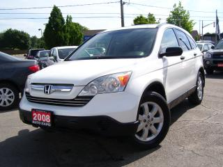 Used 2008 Honda CR-V EX,ONE OWNER,NO ACCIDENT,KEY LESS,ALLOYS,TINTED for sale in Kitchener, ON