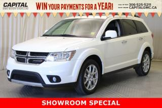 Used 2018 Dodge Journey GT AWD*LEATHER*SUNROOF*NAV* for sale in Regina, SK