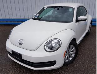 Used 2013 Volkswagen Beetle Comfortline *TDI DIESEL* for sale in Kitchener, ON