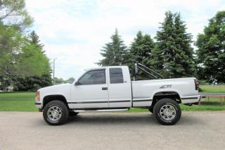 Used 1998 Chevrolet Silverado 1500 Z71 STEP SIDE for sale in Thornton, ON