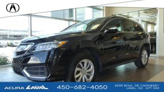 Used 2016 Acura RDX Premium AWD for sale in Laval, QC