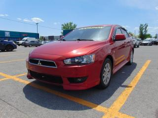Used 2010 Mitsubishi Lancer Berline 4 portes CVT SE for sale in St-Eustache, QC