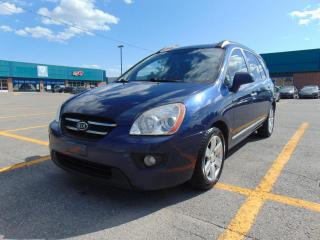 Used 2008 Kia Rondo Familiale 4 portes, 4 cyl. en ligne, EX for sale in St-Eustache, QC