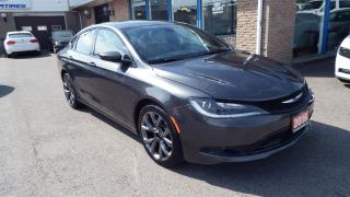 Used 2016 Chrysler 200 for sale in Brampton, ON