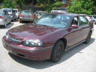 Used 2004 Chevrolet Impala Base for sale in Scarborough, ON