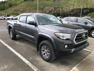 Used 2018 Toyota Tacoma SR5 V6 Double Cab 4x4 BA for sale in Val-David, QC