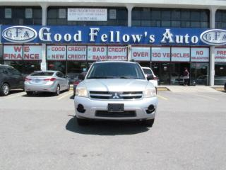 Used 2007 Mitsubishi Endeavor SE MODEL, AWD for sale in Toronto, ON