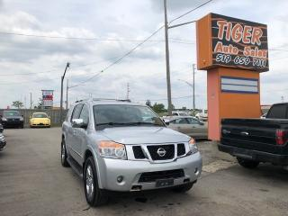 Used 2011 Nissan Armada Platinum Edition**FULLY LOADED**ONLY 160 KMS* for sale in London, ON