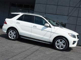 Used 2013 Mercedes-Benz ML 350 NAVI|REARCAM|PANOROOF|RUNNING BOARDS for sale in Toronto, ON
