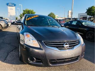 Used 2011 Nissan Altima SPECIAL EDITION for sale in Lévis, QC
