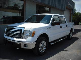 Used 2010 Ford F-150 Cab SuperCrew 4RM 157 po XLT for sale in Repentigny, QC