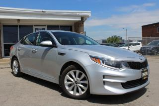 Used 2016 Kia Optima LX+ CAM|Htd Steering|Bluetooth for sale in Mississauga, ON