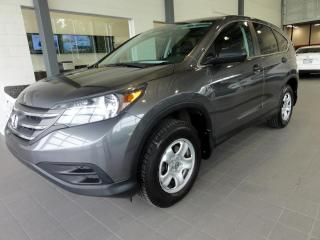 Used 2014 Honda CR-V AWD LX Camera Sieges Chauffants A/C for sale in St-Jean-Sur-Richelieu, QC