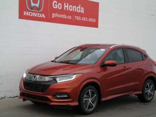 New 2019 Honda HR-V TOUR for sale in Edmonton, AB