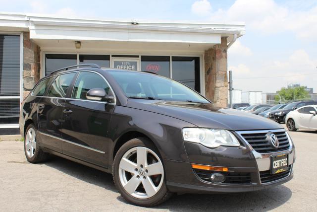 2008 Volkswagen Passat Leather|Sunroof|Hts Seats