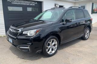 Used 2017 Subaru Forester for sale in Kingston, ON