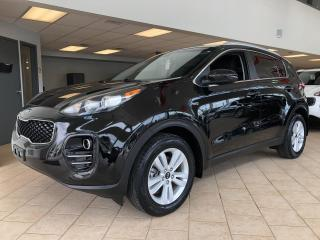 Used 2017 Kia Sportage LX AWD Mags Camera Recul for sale in Pointe-Aux-Trembles, QC