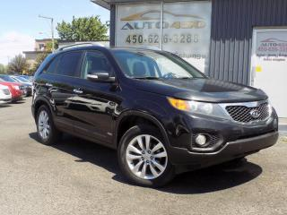 Used 2011 Kia Sorento ***EX,4X4,CUIR,BLUETOOTH,TOIT PANO,MAGS* for sale in Longueuil, QC