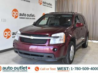 Used 2009 Chevrolet Equinox Lt, awd, heated front seats, sunroof, cloth seats for sale in Edmonton, AB