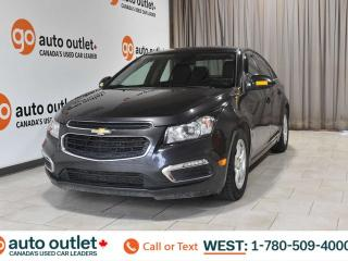 Used 2016 Chevrolet Cruze Limited One owner!!! LT, fwd, 6 speed manual, backup camera for sale in Edmonton, AB