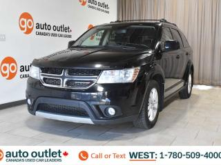Used 2015 Dodge Journey One owner!!!! Sxt, fwd, sport, cloth seats, power seats, rear a/c for sale in Edmonton, AB