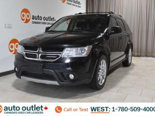 Used 2014 Dodge Journey Limited, fwd, sport, heated front seats, heated steering wheel, sunroof for sale in Edmonton, AB