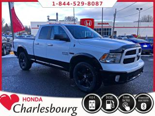 Used 2014 RAM 1500 Outdoorsman **DIESEL**QUADCAB **4X4** for sale in Charlesbourg, QC