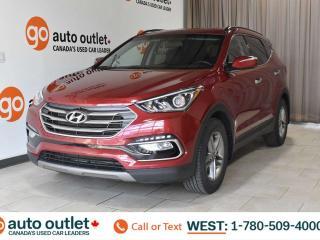 Used 2017 Hyundai Santa Fe Sport Sport, backup camera, heated front & rear seats, heated steering wheel for sale in Edmonton, AB