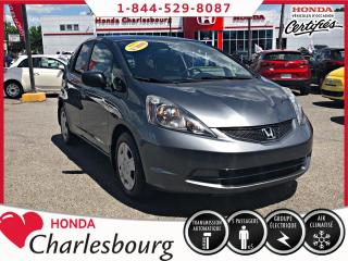 Used 2013 Honda Fit DX-A **AUTOMATIQUE** for sale in Charlesbourg, QC