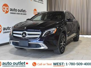 Used 2016 Mercedes-Benz GLA GLA250, Awd, Navigation, backup camera, heated front seats, sunroof for sale in Edmonton, AB