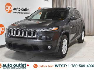 Used 2016 Jeep Cherokee North, 4wd, sport, heated seats, heated steering wheel, backup camera, mirror dimmer for sale in Edmonton, AB