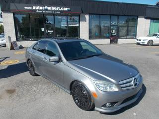 Used 2010 Mercedes-Benz C250 C250 4MATIC **114 000 KM** for sale in St-Hubert, QC