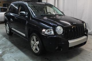 Used 2007 Jeep Compass limited (TOIT,MAGS,SIEGES CHAUFFANTS) for sale in St-Constant, QC
