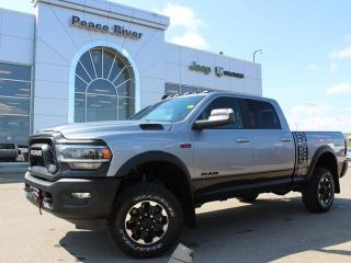 New 2019 RAM 2500 Power Wagon for sale in Peace River, AB