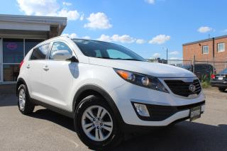 Used 2011 Kia Sportage LX for sale in Mississauga, ON