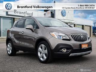 Used 2015 Buick Encore FWD Premium for sale in Brantford, ON