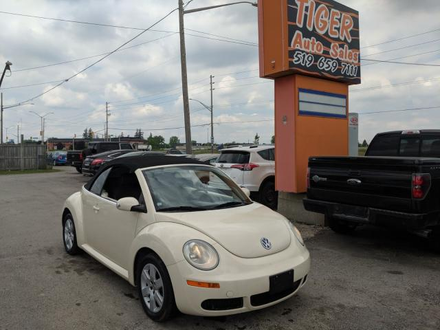 2007 Volkswagen New Beetle CONVERTIBLE**ONLY 132KMS**AUTO**CERTIFIED