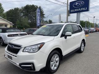 Used 2018 Subaru Forester 2.5i Commodité CVT for sale in Victoriaville, QC