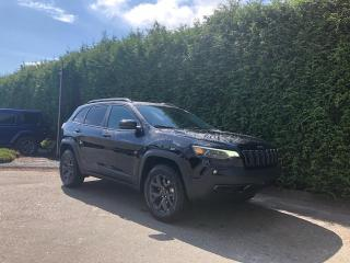 Used 2019 Jeep Cherokee Upland 4WD for sale in Surrey, BC