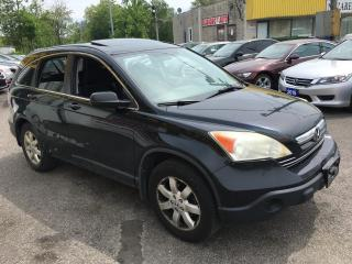Used 2009 Honda CR-V EX/ 4WD/ SUNROOF/ ALLOYS/ RUNS WELL! for sale in Scarborough, ON
