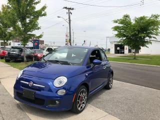 Used 2012 Fiat 500 Sport for sale in Toronto, ON