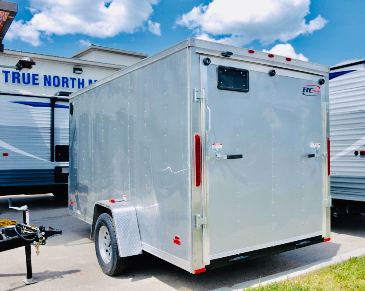 2019 RC Trailers 6x12